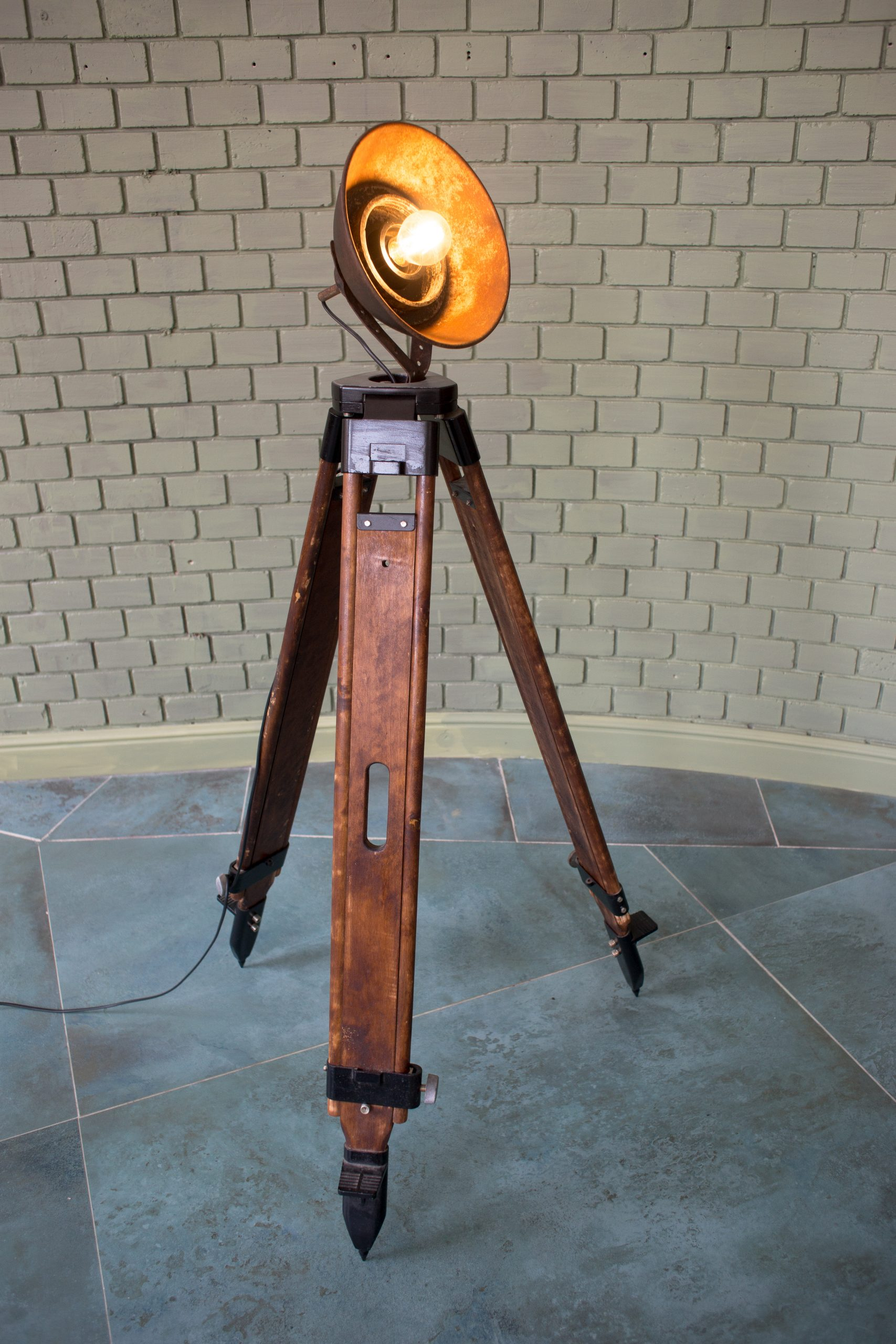 Lampa Upcycle